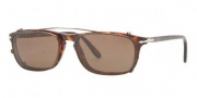 Persol PO 3031S Sunglasses Sunglasses - 24 Havana / Demo Lens