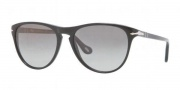 Persol PO 3038S Sunglasses Sunglasses - 95/M3 Black Polar / Gradient Grey 