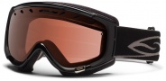 Smith Optics Phenom Polarized - Photochromic Snow Goggles Goggles - Black / Polarized Rose Copper