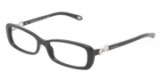 Tiffany & Co. TF2058 Eyeglasses Eyeglasses - 8001 Black Demo Lens