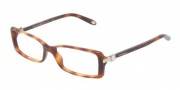 Tiffany & Co. TF2060G Eyeglasses Eyeglasses - 8140 Havana Demo Lens