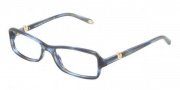 Tiffany & Co. TF2061 Eyeglasses Eyeglasses - 8113 Ocean Blue / Demo Lens