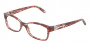 Tiffany & Co. TF2064B Eyeglasses Eyeglasses - 8146 Red Havana / Demo Lens