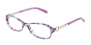 Tiffany & Co. TF2066 Eyeglasses Eyeglasses - 8132 Plum Havana / Demo Lens