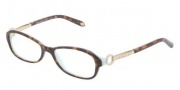 Tiffany & Co. TF2066 Eyeglasses Eyeglasses - 8134 Top Havana / Blue Demo Lens