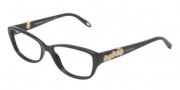 Tiffany & Co. TF2068B Eyeglasses Eyeglasses - 8001 Black Demo Lens