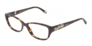 Tiffany & Co. TF2068B Eyeglasses Eyeglasses - 8015 Dark Havana Demo Lens