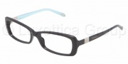 Tiffany & Co. TF2070B Eyeglasses  Eyeglasses - 8001 Black Demo Lens