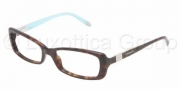 Tiffany & Co. TF2070B Eyeglasses  Eyeglasses - 8015 Dark Havana Demo Lens