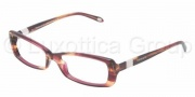 Tiffany & Co. TF2070B Eyeglasses  Eyeglasses - 8081 Spotted Violet Demo Lens