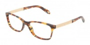 Tiffany & Co. TF2072B Eyeglasses Eyeglasses - 8114 Havana Demo Lens