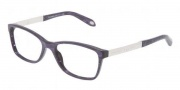 Tiffany & Co. TF2072B Eyeglasses Eyeglasses - 8148 Striped Violet Demo Lens