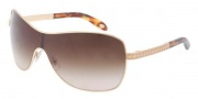 Tiffany & Co. TF3035 Sunglasses Sunglasses - 60023B Gold Brown Gradient