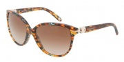 Tiffany & Co. TF4064B Sunglasses Sunglasses - 81143B Havana Brown Gradient