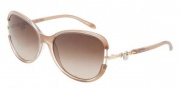 Tiffany & Co. TF4067 Sunglasses Sunglasses - 81473B Nude Brown Gradient