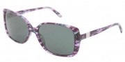 Tiffany & Co. TF4071B Sunglasses Sunglasses - 81323H Plum Havana / Gray Green