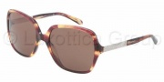 Tiffany & Co. TF4072B Sunglasses Sunglasses - 80813G Spotted Violet Brown