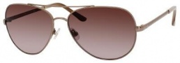 Kate Spade Avaline/S Sunglasses Sunglasses - 0EQ6 Almond (Y6 Brown Gradient Lens)