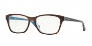 Vogue VO2714 Eyeglasses Eyeglasses - 2014 Top Striped Brown / Azure