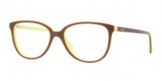 Vogue VO2759 Eyeglasses Eyeglasses - 1992 Top Light Brown / Yellow