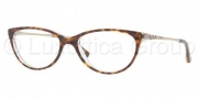 Vogue VO2766 Eyeglasses Eyeglasses - 1916 Transparent Havana 