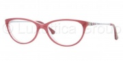 Vogue VO2766 Eyeglasses Eyeglasses - 2008 Top Red / Pearl Pink 