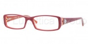 Vogue VO2768B Eyeglasses Eyeglasses - 1986 Top Bordeaux / Orange Trans