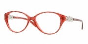 Versace VE3161 Eyeglasses Eyeglasses - 5001 Lizard Red