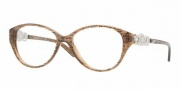 Versace VE3161 Eyeglasses Eyeglasses - 617 Transparent Brown