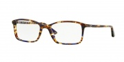 Versace VE3163 Eyeglasses Eyeglasses - 992 Striped Brown / Honey B