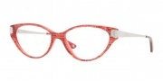 Versace VE3166B Eyeglasses Eyeglasses - 5001 Lizard Red