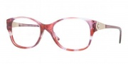 Versace VE3168B Eyeglasses Eyeglasses - 927 Striped Pink