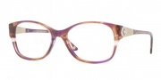 Versace VE3168B Eyeglasses Eyeglasses - 968 Striped Violet