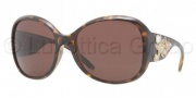 Versace VE4244B Sunglasses Sunglasses - 108/73 Havana Brown