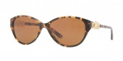 Versace VE4245 Sunglasses Sunglasses - 998/73 Amber / Havana Brown