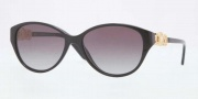 Versace VE4245 Sunglasses Sunglasses - GB1/11 Black / Gray Gradient