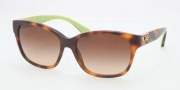 Coach HC8035Q Sunglasses Sunglasses - 505213 Tortoise / Brown Gradient