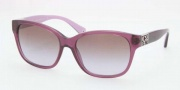 Coach HC8035Q Sunglasses Sunglasses - 506968 Purple Brown / Purple Gradient