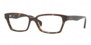 Ray Ban RX5280 Eyeglasses Eyeglasses - 2012 Dark Havana