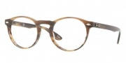 Ray Ban RX5283 Eyeglasses Eyeglasses - 5139 Striped Brown