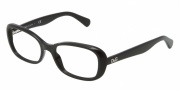 D&G DD1247 Eyeglasses Eyeglasses - 501 Black