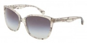 D&G DD3090 Sunglasses Sunglasses - 25788G Gray Glitter / Gray Gradient