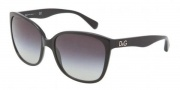 D&G DD3090 Sunglasses Sunglasses - 501/8G Black / Gray Gradient