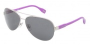 D&G DD6092 Sunglasses Sunglasses - 114487 Matte / Silver Gray