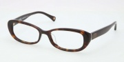 Coach HC6035F Eyeglasses Eyeglasses - 5001 Dark Tortoise
