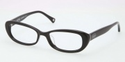 Coach HC6035F Eyeglasses Eyeglasses - 5002 Black