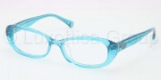 Coach HC6035F Eyeglasses Eyeglasses - 5095 Transparent Turquoise