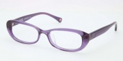 Coach HC6035F Eyeglasses Eyeglasses - 5097 Transparent Purple