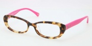 Coach HC6035F Eyeglasses Eyeglasses - 5102 Spotty Tortoise / Fuschi