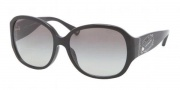Coach HC8037B Sunglasses Sunglasses - 500211 Grey Gradient